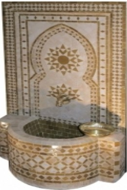 Installation Salle De Bain Orientale Bordeaux Zellige Maroc Carreaux  Toulouse Hammam Sauna