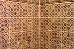 Installation Salle de bain orientale Bordeaux zellige Maroc carreaux ...